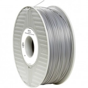 Verbatim PLA 3mm 1kg silver/ Metal Grey