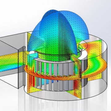 Flow Simulation: HVAC Module